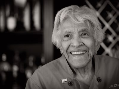 Chef Leah Chase by Kit Wohl, Dooky Chase's