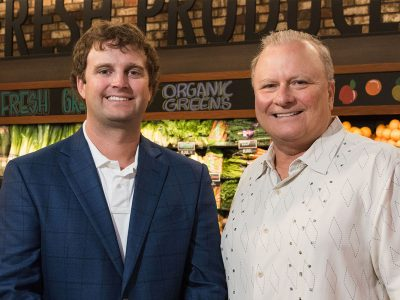 Donny Rouse and Donald Rouse Denham Springs store reopening
