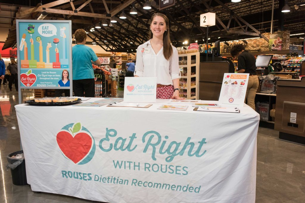 Eat Right with Rouses
