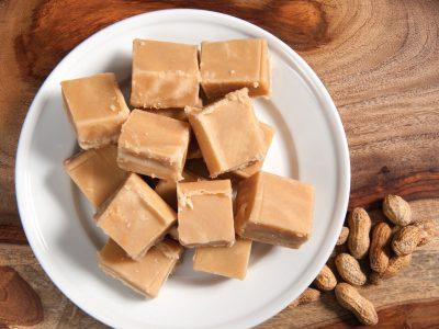 Sue Rouse's peanut butter fudge