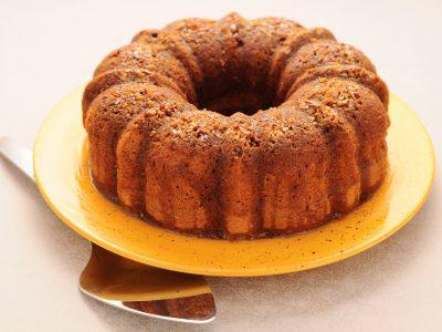 Bundt Cake wit Rum and Satsuma