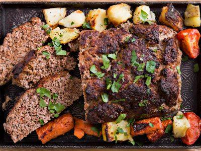 Meatloaf Dish