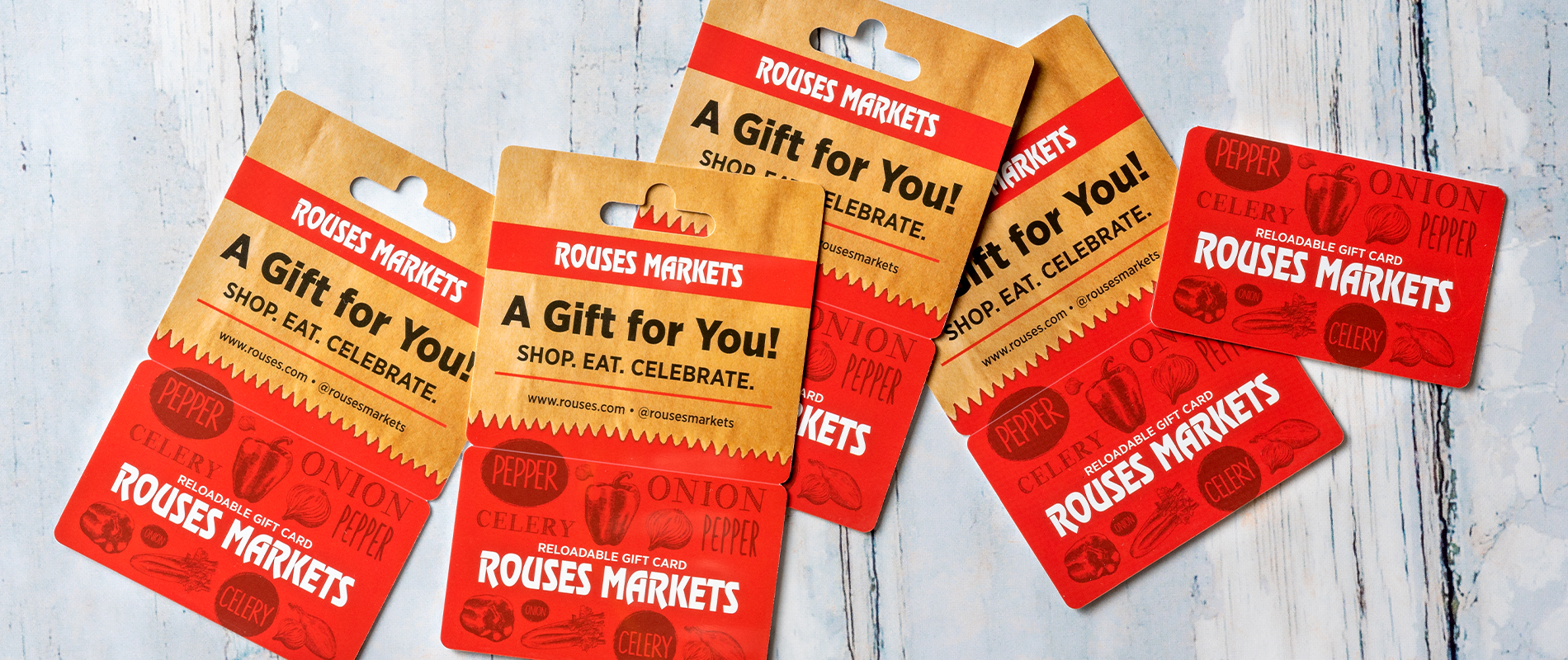 Gift Cards • Rouses Supermarkets