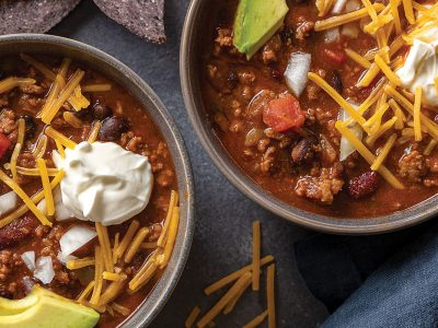 5 Meat 5 Bean Chili Recipe Rouses Supermarkets